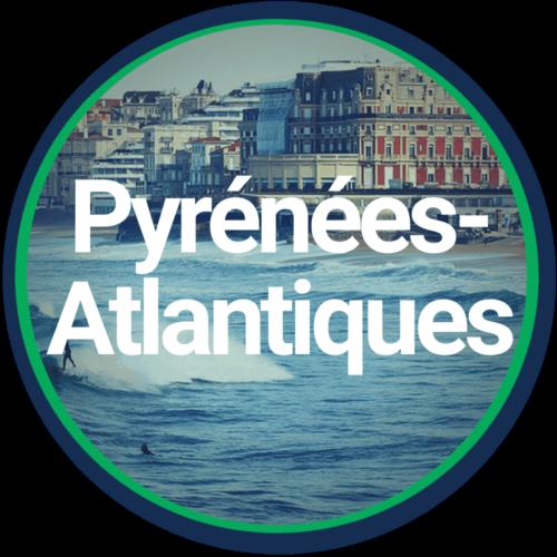 64 - Pyrénées Atlantique